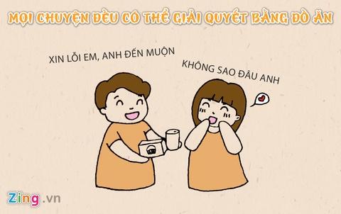 The nao la mot co gai co 'tam hon an uong'? hinh anh 1