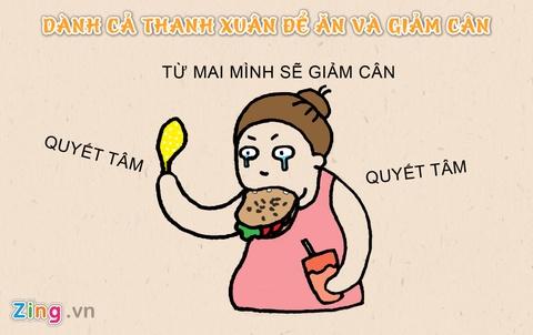 The nao la mot co gai co 'tam hon an uong'? hinh anh 5