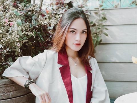 Nhan sac xinh dep cua hot girl Indonesia hinh anh