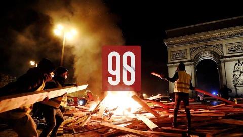90s: Paris - kinh do anh sang thanh bai chien truong trong bao loan hinh anh