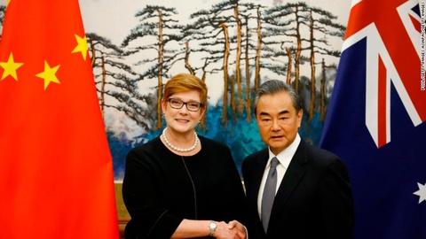 Australia thach thuc Trung Quoc de giu 'san sau' Nam Thai Binh Duong hinh anh