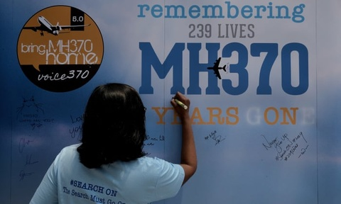 5 nam MH370 mat tich, nguoi nha nan nhan van nuoi hy vong hinh anh 1