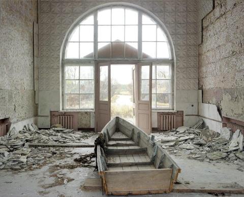 'Thanh pho ma' Pripyat hoang tan hon 30 nam sau tham hoa Chernobyl hinh anh 5
