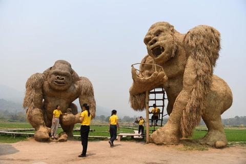 King Kong bang rom va cuoc dua tuan loc o Phan Lan vao top anh tuan hinh anh 2