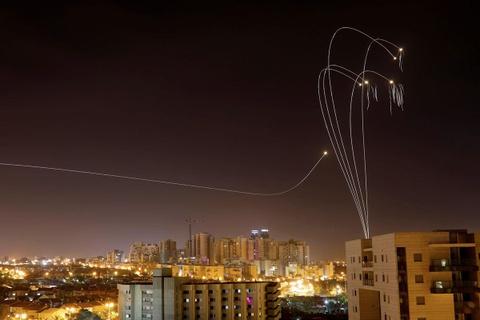 Xung dot tai Gaza va thang an chay Ramadan vao top anh tuan hinh anh 1