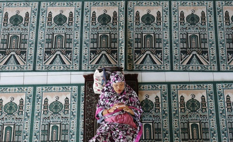 Xung dot tai Gaza va thang an chay Ramadan vao top anh tuan hinh anh 4