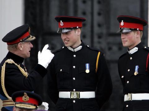 Hoàng tử William và Harry mở lời về Hoàng thân Philip
