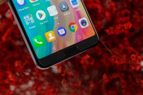 Mo hop va trai nghiem nhanh Huawei P20 Pro co 3 camera o VN hinh anh 10