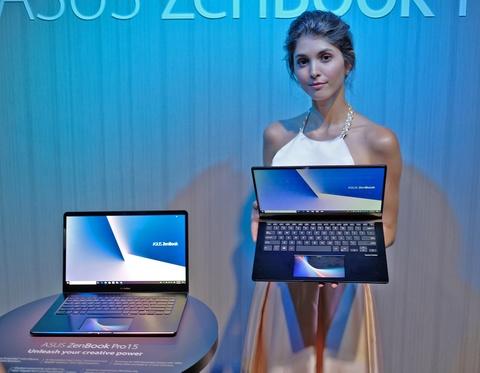 Asus gioi thieu concept laptop 2 man hinh, khong ban phim hinh anh 10