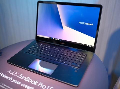 Asus gioi thieu concept laptop 2 man hinh, khong ban phim hinh anh 6