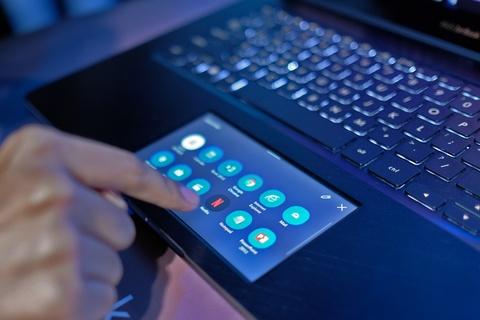 Asus gioi thieu concept laptop 2 man hinh, khong ban phim hinh anh 8