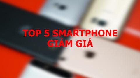 5 smartphone giam gia hap dan trong mua World Cup 2018 hinh anh