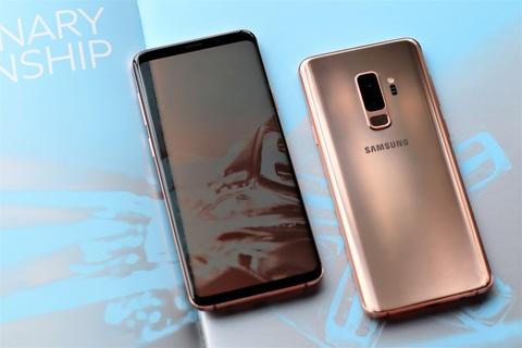 Galaxy S9+ Sunrise Gold: Phien ban hoang kim khac biet hinh anh 12
