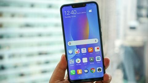 Huawei ra nova 3i - 4 camera, Kirin 710, chuyen game, gia tu 295 USD hinh anh 6