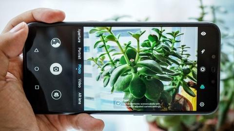 Huawei ra nova 3i - 4 camera, Kirin 710, chuyen game, gia tu 295 USD hinh anh 4
