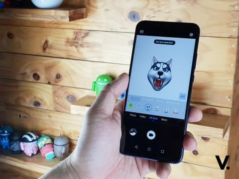 Huawei ra nova 3i - 4 camera, Kirin 710, chuyen game, gia tu 295 USD hinh anh 5