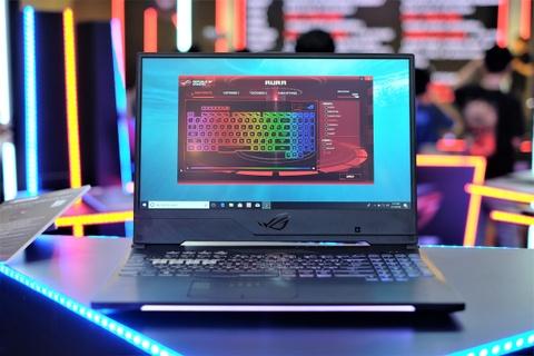 Laptop gaming ROG Strix SCAR II ra mat tai VN, gia tu 44,9 trieu hinh anh