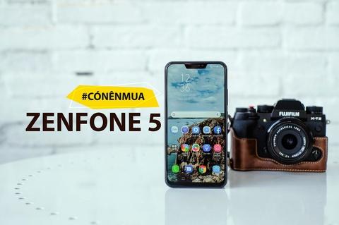 Co nen mua Zenfone 5 - thua nhan 'hoc iPhone X vi nguoi dung'? hinh anh 1
