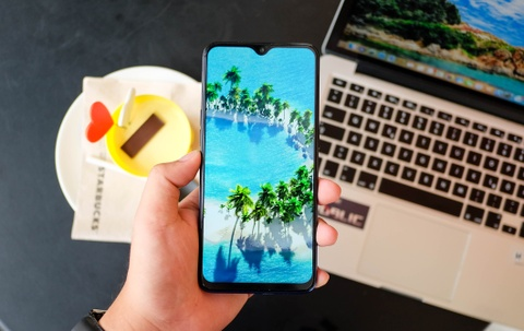 #Conenmua Oppo F9: Smartphone danh cho nu gioi hinh anh 4