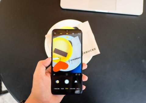 #Conenmua Oppo F9: Smartphone danh cho nu gioi hinh anh 12