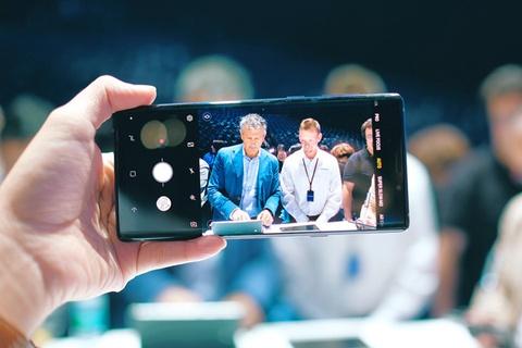 DxOMark: Camera cua Galaxy Note9 dung so 2 hinh anh