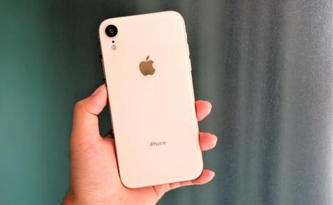 iPhone XR chua mo ban nhung hang nhai da xuat hien tai VN hinh anh
