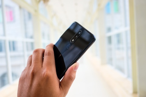 Chi tiet Nokia 5.1 Plus - camera kep, USB C, gia 4,7 trieu hinh anh 1