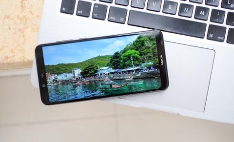 Chi tiet Nokia 5.1 Plus - camera kep, USB C, gia 4,7 trieu hinh anh 6