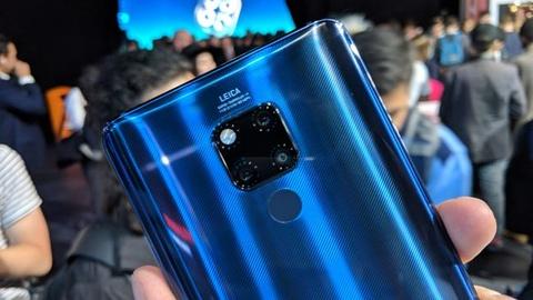 Danh gia nhanh Huawei Mate 20 - smartphone co 3 camera, gia 16 trieu hinh anh