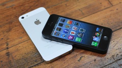 Apple khong con nhan sua chua iPhone 5 hinh anh