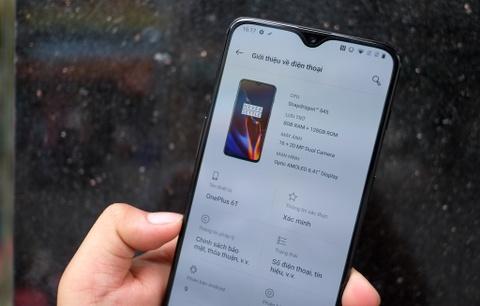 Chi tiet OnePlus 6T tai VN: Cau hinh cao, gia bang nua iPhone XS hinh anh 6