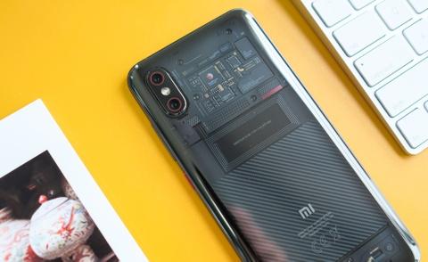 Trai nghiem Xiaomi Mi 8 Pro tai VN hinh anh