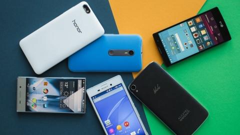 Nên chọn smartphone nào làm máy phụ?