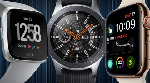 Loat smartwatch noi bat trong nam 2018 hinh anh