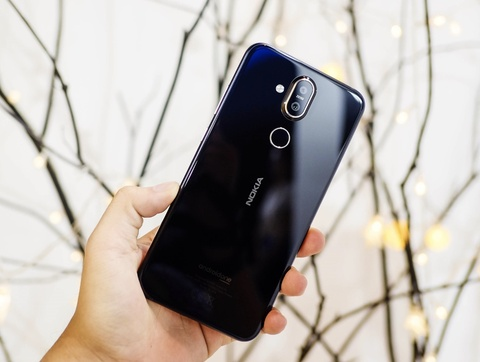 Danh gia nhanh Nokia 8.1 vua ra mat o VN hinh anh