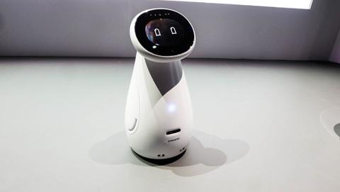 Robot do huyet ap, nhip tim, lam sach khong khi tu Samsung hinh anh