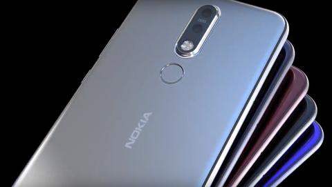 Video ro ri ve Nokia 6.2 (2019) hinh anh