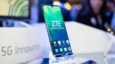 Neu da chan 4G, ban co the mo mong ve nhung smartphone 5G nay hinh anh 5