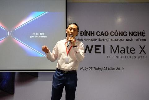 Chi tiet Huawei Mate X man hinh gap vua ve VN hinh anh 17