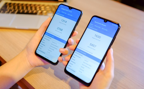 Galaxy M20 do dang Redmi Note 7 - ky phung dich thu tam 5 trieu dong hinh anh 10