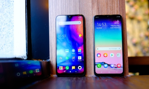 Galaxy M20 do dang Redmi Note 7 - ky phung dich thu tam 5 trieu dong hinh anh 3