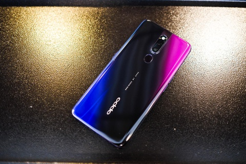 Chi tiet Oppo F11 Pro camera 48 MP, VOOC 3.0 sap ra mat o VN hinh anh 11