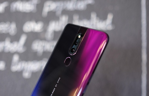 Chi tiet Oppo F11 Pro camera 48 MP, VOOC 3.0 sap ra mat o VN hinh anh 4