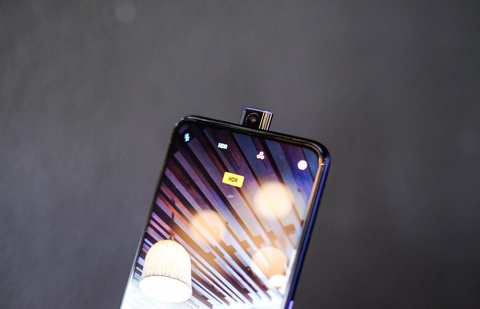 Chi tiet Oppo F11 Pro camera 48 MP, VOOC 3.0 sap ra mat o VN hinh anh 2