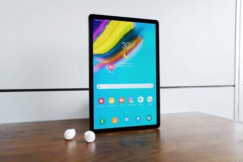 Chi tiet Galaxy Tab S5e - thiet ke giong iPad Pro, gia 12,5 trieu dong hinh anh 10