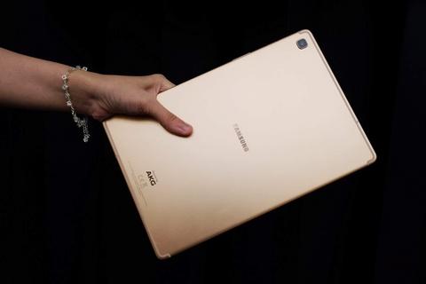 Chi tiet Galaxy Tab S5e - thiet ke giong iPad Pro, gia 12,5 trieu dong hinh anh 1