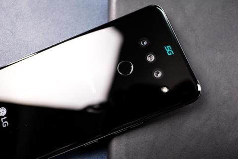 LG V50 ThinQ ve VN - cong nghe 5G, 3 camera sau, gia 18 trieu dong hinh anh 8