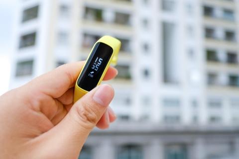 Đánh giá nhanh Galaxy Fit e - vòng thông minh rẻ nhất của Samsung