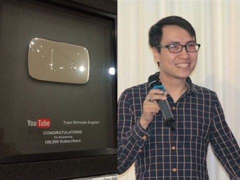 Mot nam sau ngay mat, Toan Shinoda nhan nut ma bac YouTube hinh anh