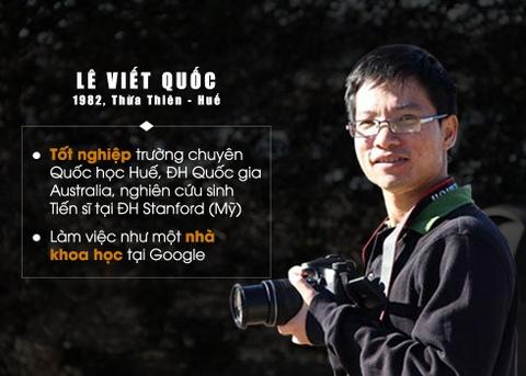 8 tai nang tre Viet Nam lam viec tai Google hinh anh 5